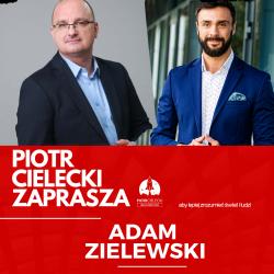 PIOTR CIELECKI ZAPRASZA ODC.3