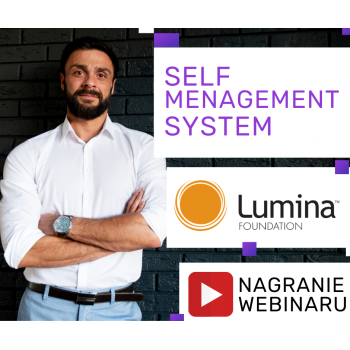 SELF MENAGEMENT SYSTEM + LUMINA  + NAGRANIE