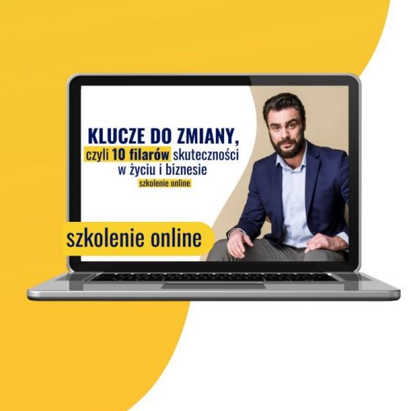 Klucze do Zmiany - szkolenie online